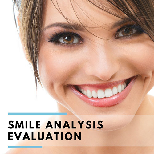 Smile Analysis procedure and evaluation